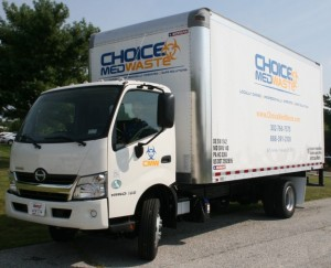Choice Medwaste Truck